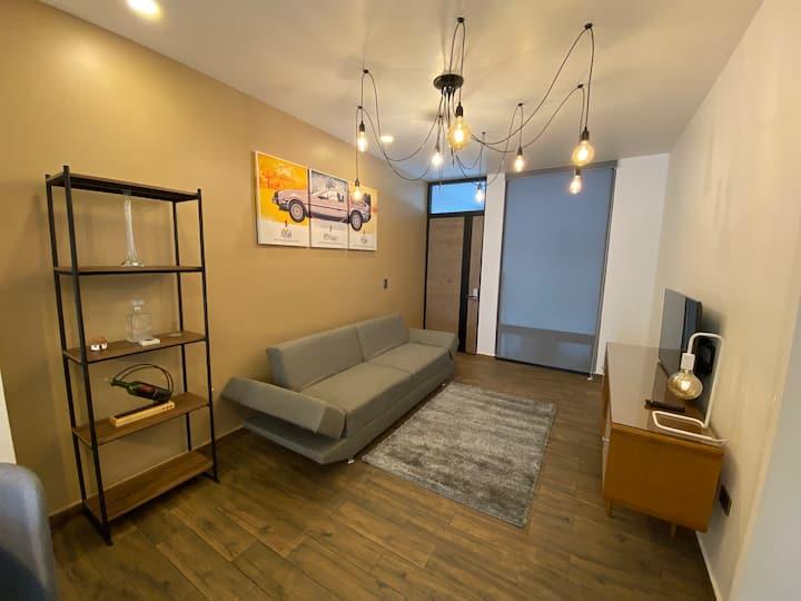Beautiful  cozy  apartment @ San Pedro/Monterrey
