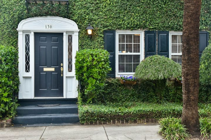 Enchanting Townhome in the Harleston Village!