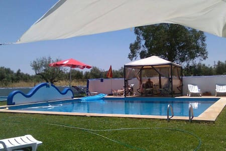 FarmHouse1 Pool Wi-Fi BBQ  LOWCOST - Estremoz
