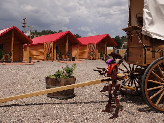 East Zion-Glendale Ranch Cabins #4