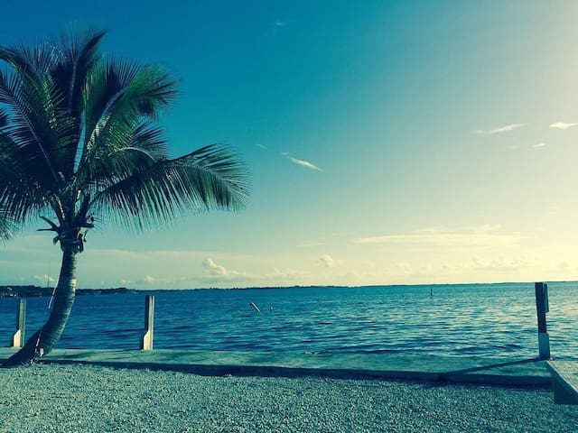 A place to relax!!! - Key Largo - Camping-car/caravane
