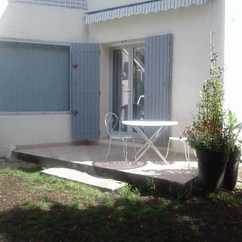 Villa,partie indépendante,près du centre de Cannes