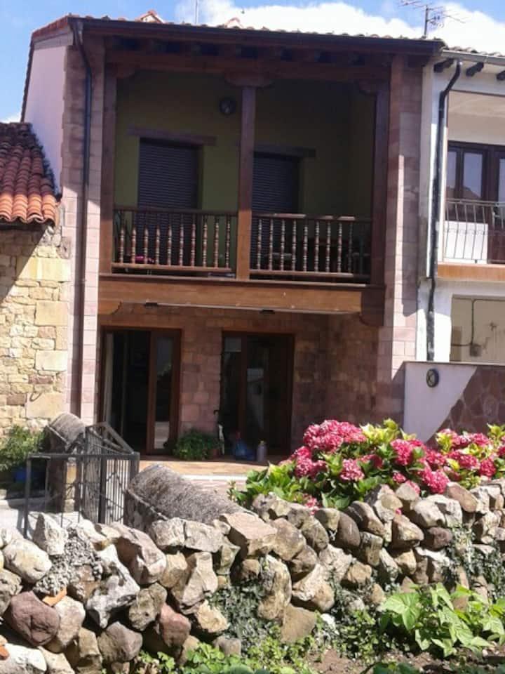 """Apartamento """"El Jardín de Lucía""""."""
