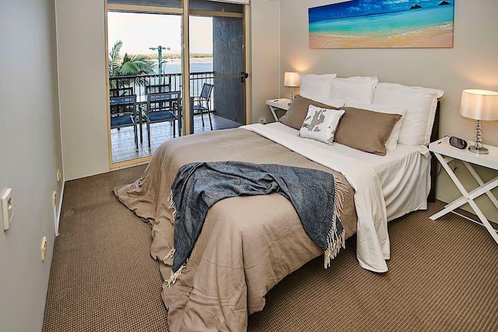 Beautiful King Bed