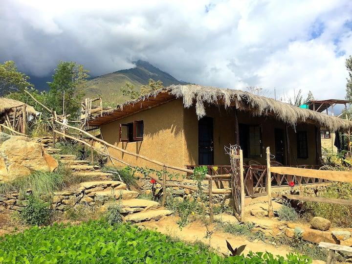 sagg eco village @ kashmir