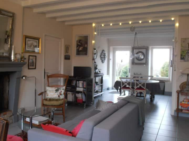 Gîte  Chez Clémentine,  au pays de George Sand