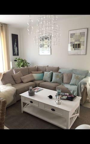 Chambre privé dans appartement neuf