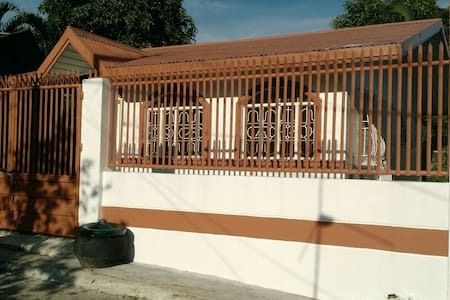 Entire 1 bedroom House in Mansilingan - Bacolod
