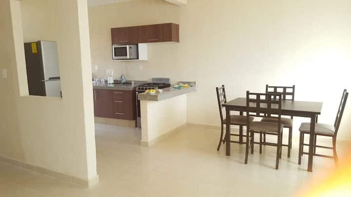 Casa en renta en Merida, cerca de los cenotes