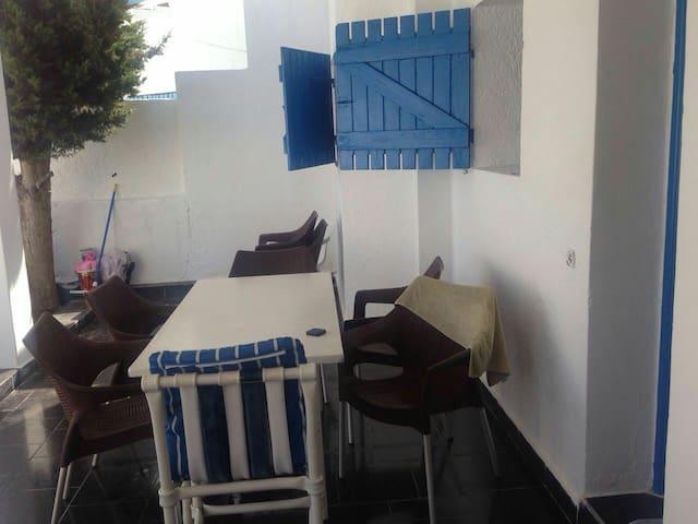 Un joli appart à la plage - Cabo Negro - Appartement