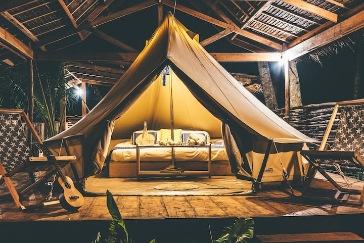 Soultribe Glamping - Luxury Tents