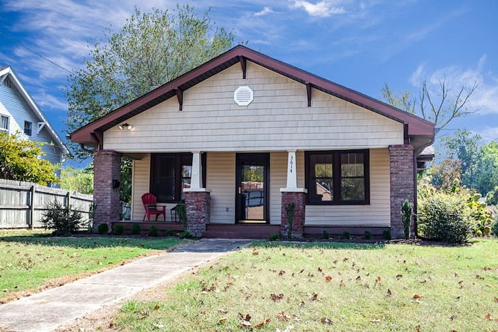 The Bungalow Queen near DWTN & Breweries! PET FR! - Knoxville - House