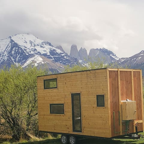 """""""Tiny House"""" Cabin-A Torres del Paine"""