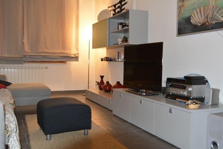 Appartamento arredato a 5 min dalla stazione - Montelupo Fiorentino - Apartment