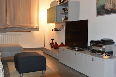 Appartamento arredato a 5 min dalla stazione - Montelupo Fiorentino - Wohnung