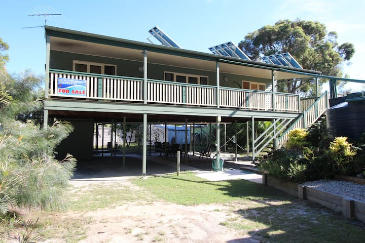 Moreton Island Retreat