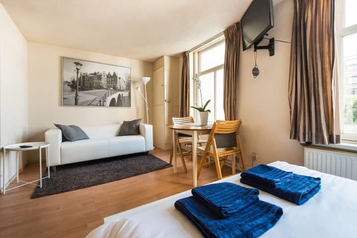 Loft apartament in the heart of the city - Amsterdam - Loft