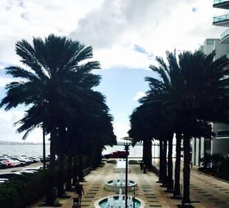 Cozy Exec. Suite In Downtown Miami - Miami - Departamento