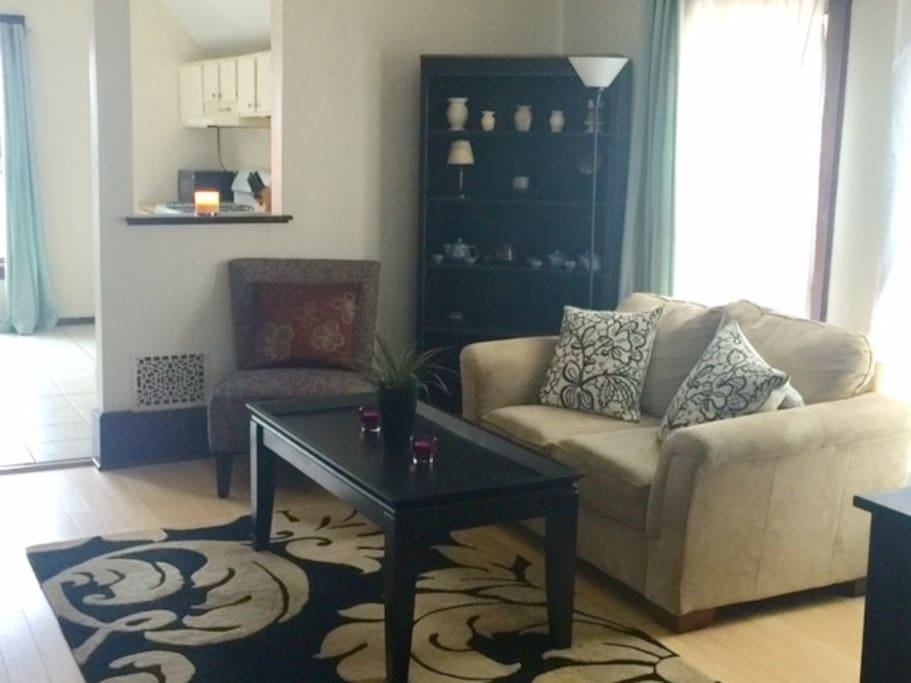 Family Room, includes desk and work space