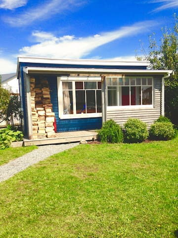 Little Blue House! Cozy sleep out! - Greymouth - Chalupa