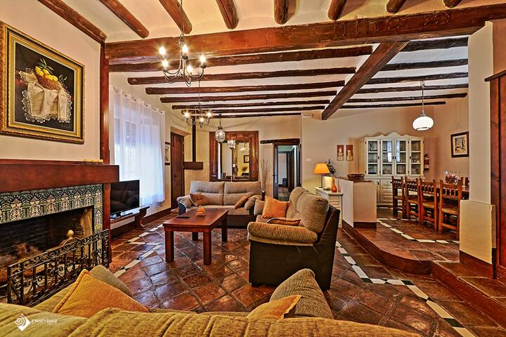 Casa rural Gran Capitán - Madrid - Ev