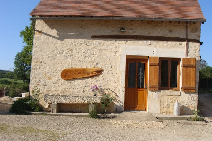 gîte de la Rose près de Vézelay en Bourgogne