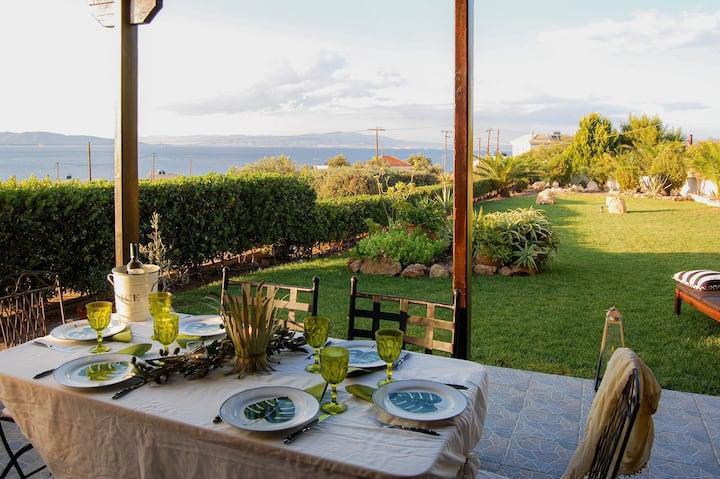 *Marina's paradise,summer house*