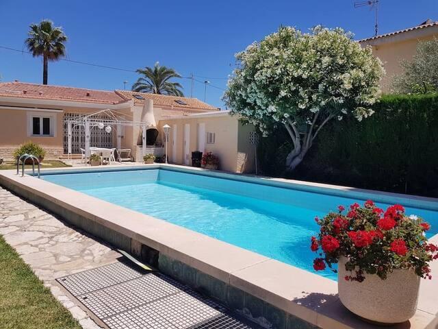 Luxury Villa Private Pool San Juan Beach