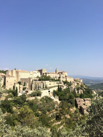 "Gordes, Appartement Raffiné ""2"" - Gordes - Apartament"