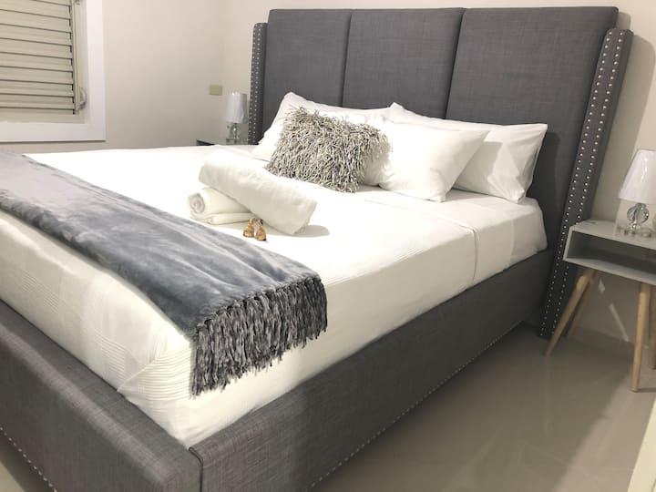 Luxury in Terranova 2 . A/C in all room wi fi