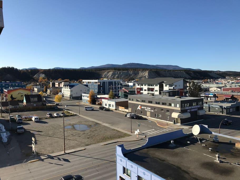 Yukon Whitehorse Restaurants Downtown