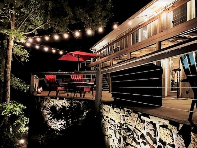 Stonewall Retreat/Lake View/Private Dock