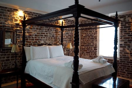 Quaint Historic Carriage House in Center of Town - Charleston - Departamento