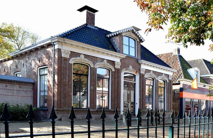 Beautiful apartment in Friesland!