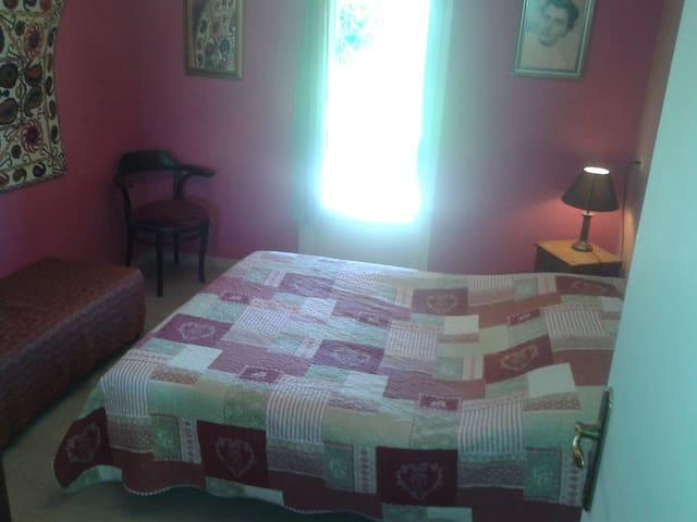 chambre individuelle Isle sur sorgue (St Antoine) - L'Isle-sur-la-Sorgue - Appartement