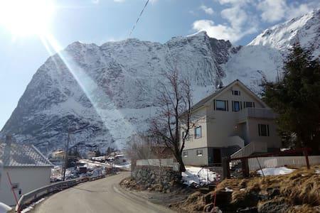 Beautiful house, Reine in Lofoten - Reine - 独立屋
