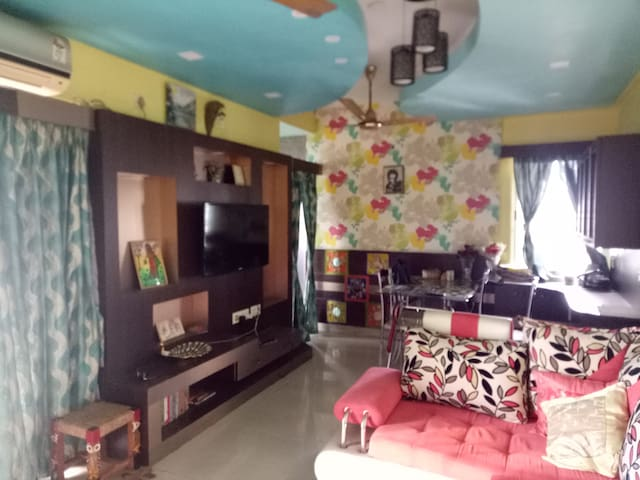 Panchwati Apartment. Kasba.near Bondel flyover.