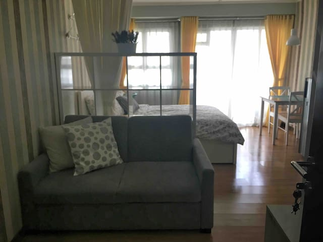 Cozy Luxury Apartment at Gateway Pasteur
