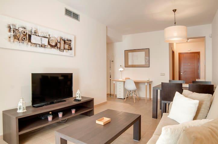 Apartamento en urbanización Alamar - La Cala de Mijas - Apartment