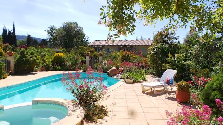 Provence/Luberon - Villa les cigales - 3 chambres