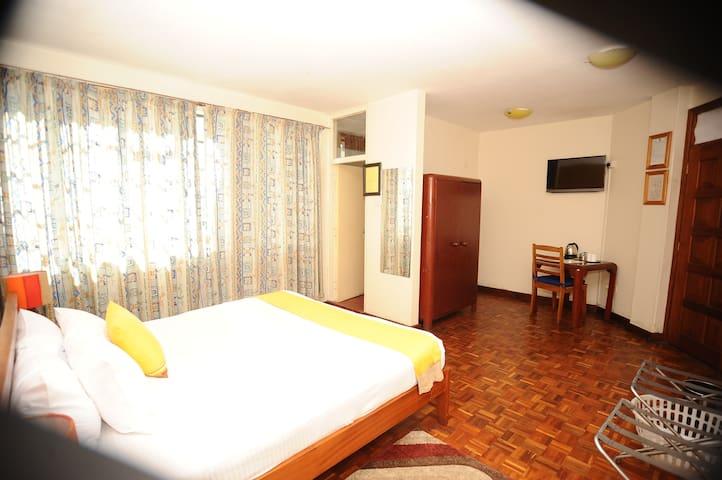 Superior Room at Kenya Comfort Hotel