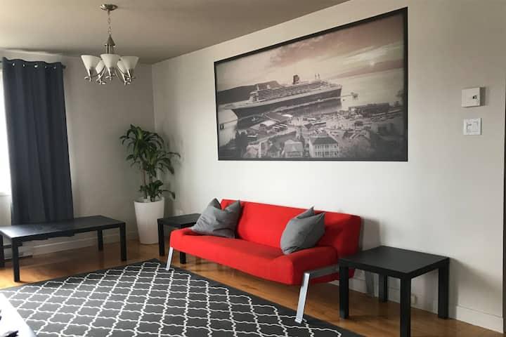 L'appartement Victoria