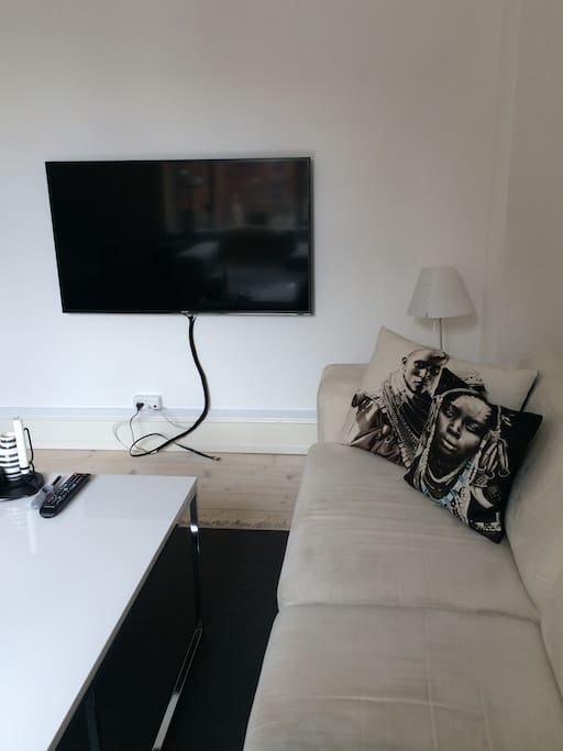 Stue/livingroom