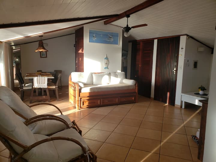 Apartamento Cobertura vista mar Centro
