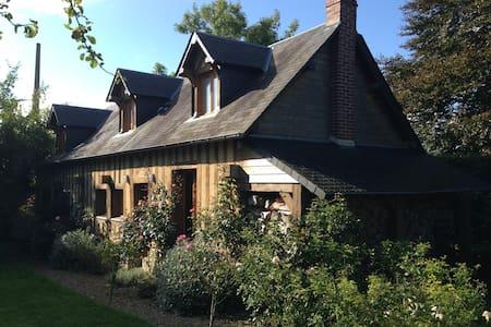 Maison d'Ami - Cottage Romantique - Welcome - Трувиль-сюр-Мер