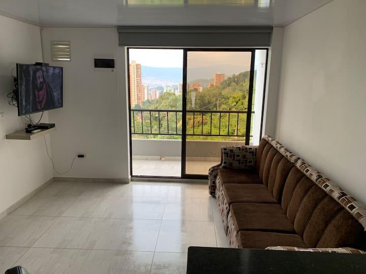 Apartamento Poblado Sector Campestre