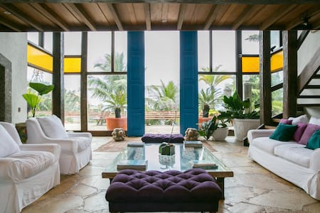 Stylish Boutique next to Joatinga beach in Rio - Joá - Hotel boutique