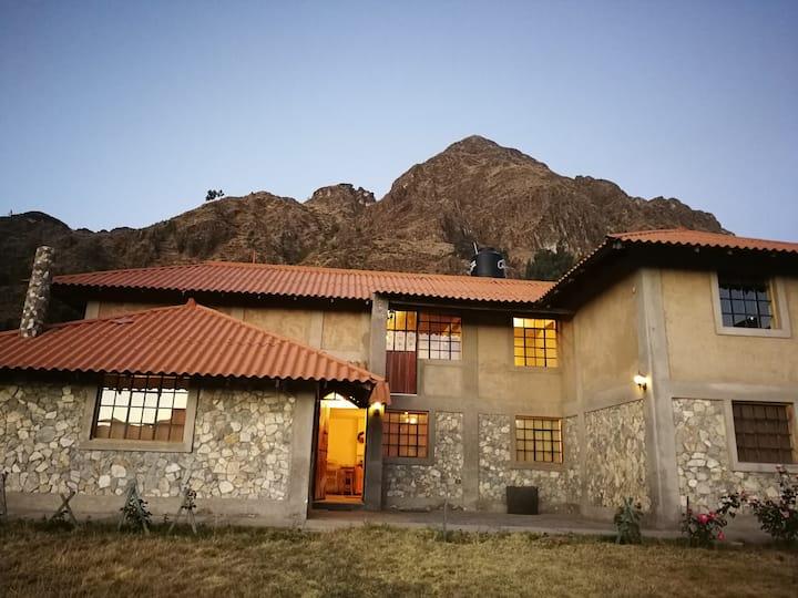 Habitaciones  en Casa de Campo, Carumas, Moquegua