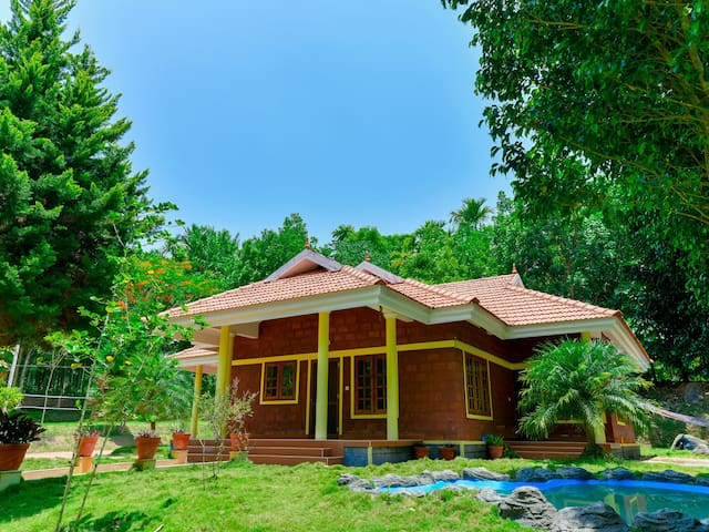 OYO - Gorgeous 1BR Stay in Wayanad