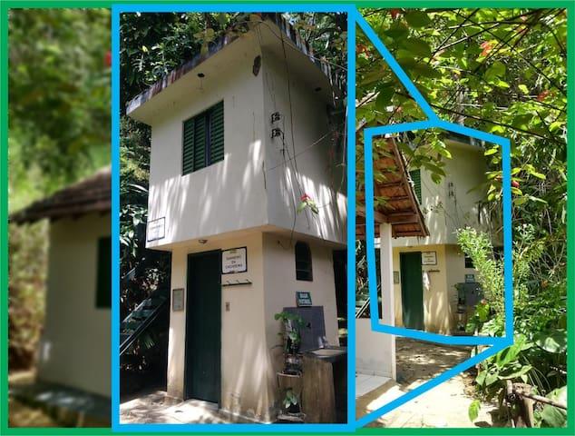 RPPN do Sítio Ventania - Dormitório da Cachoeira